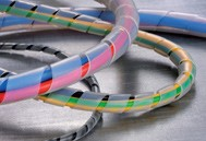 Perfect Cable Protection with Flexible Conduits, Braided Sleeving and Spiral Binding from HellermannTyton